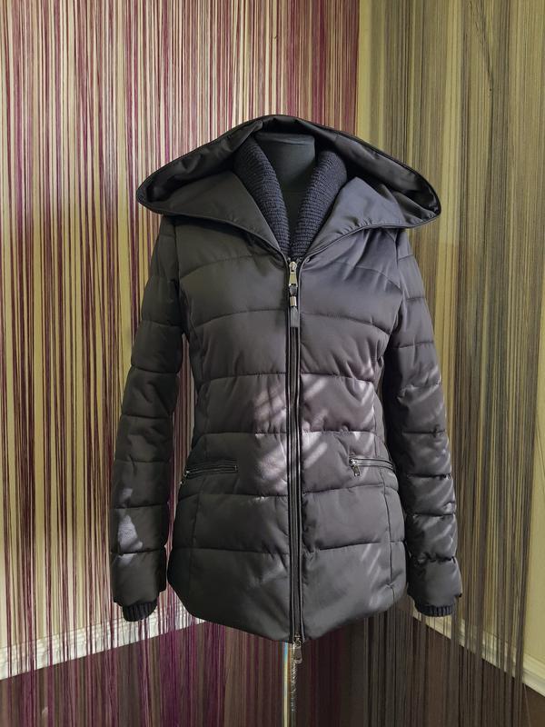 Теплая зимняя куртка geox respira Geox 3a449890a2dde