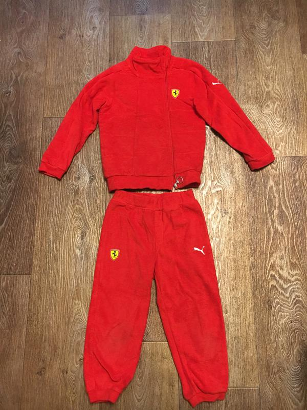 Детский спортивный костюм puma ferrari (оригинал) Puma Ferrari, цена ... 261ba8fac81