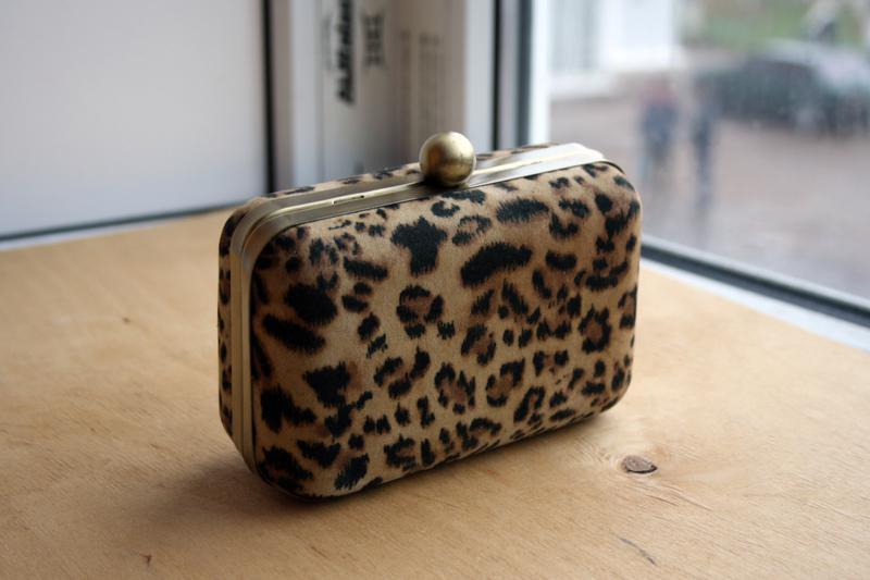 b5351a3c5836 Леопардовый клатч new look (сумка) New Look, цена - 150 грн ...