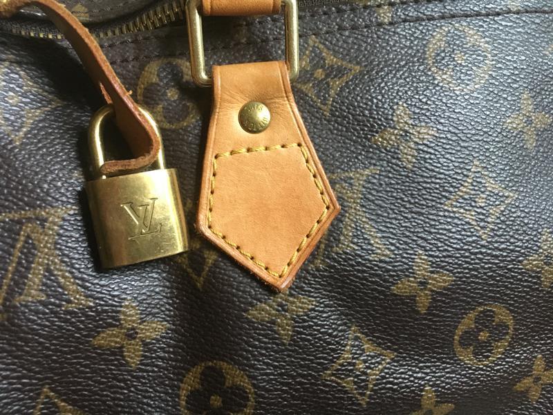 e29c94078b31 Сумка louis vuitton speedy 30 vintage original Louis Vuitton, цена ...