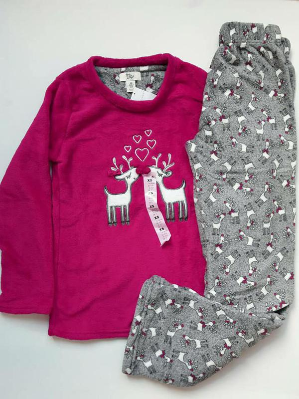 4839e7bb0f0e55c Зимняя махровая пижама фирмы primark, размеры xs,s,m,l,xl Primark ...