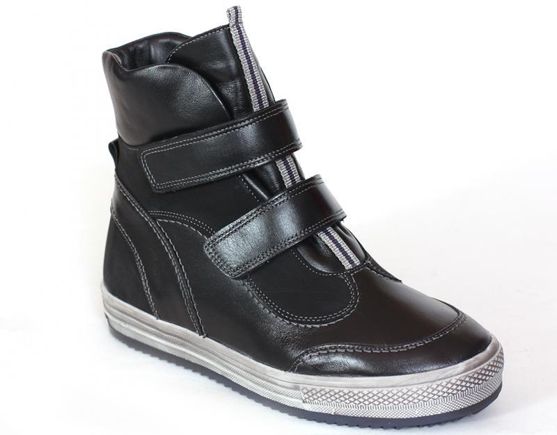 Детские зимние кожаные ботинки каприз модель кш-542 в наличии1 ... 99eb24ae6cce7