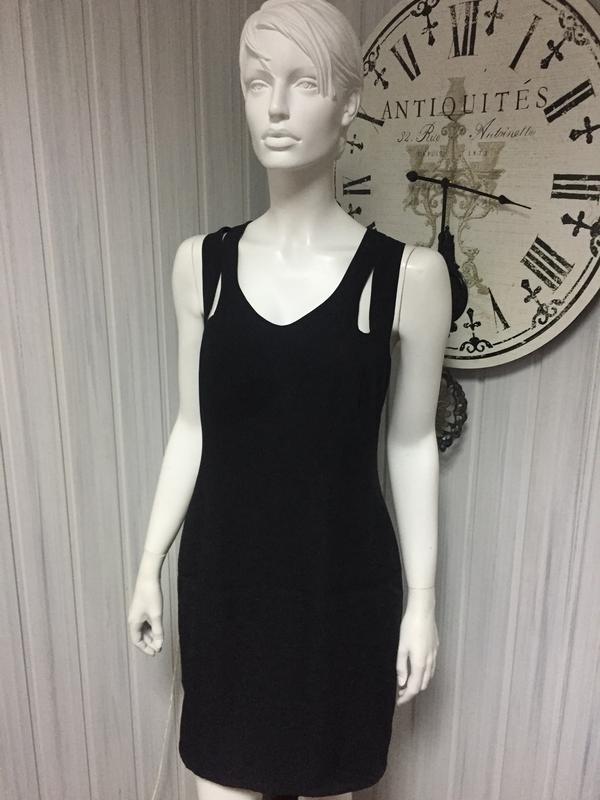 4373a5798ce13b4 Черное платье opera с переплетотом, цена - 100 грн, #8431753, купить ...