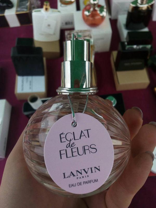 Lanvin Eclat De Fleurs 100ml Eau De Parfum Lanvin цена 1250 грн