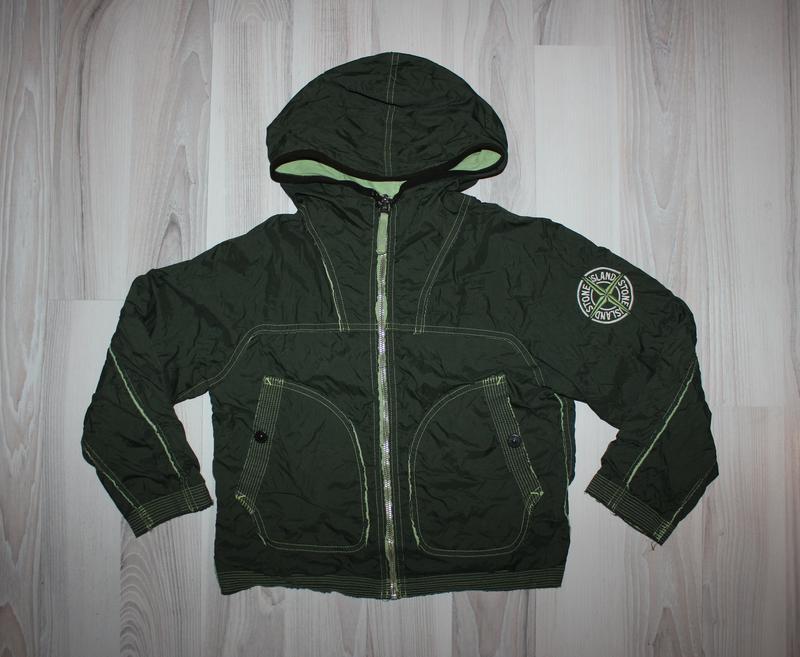 50fdf41c41e5 Stone island junior - лёгкая куртка - ветровка - оригинал - 46 коллекция1  ...