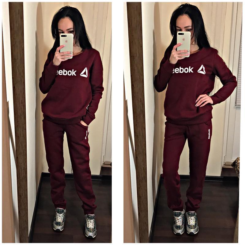 3e18c42d48d теплый женский спортивный костюм жіночий спортивний костюм xs s m l1 фото  ...