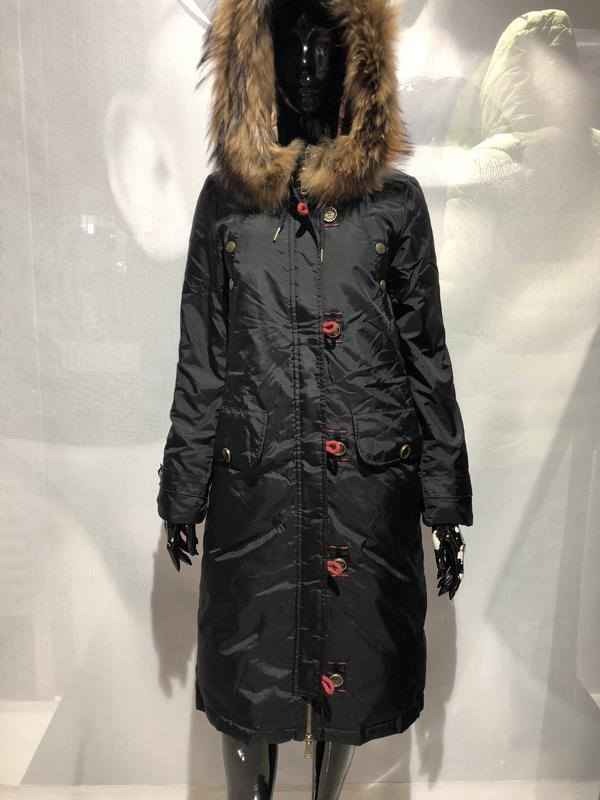 Куртка пуховик парка burberry brit Burberry, цена - 4760 грн ... 627819614cc