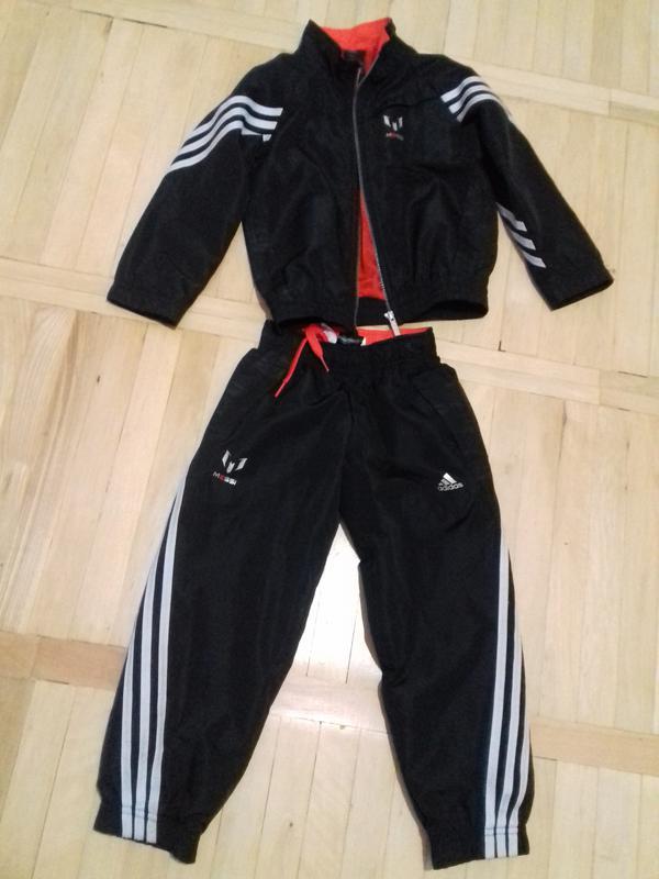 Спортивный костюм adidas messi р.110. Adidas, цена - 300 грн ... 396c283f583