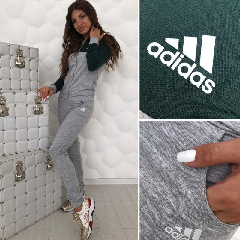 0d0bad65207 Новый! стильный женский спортивный костюм штаны и кофта жіночий спортивний  костюм xs s m l1 фото ...