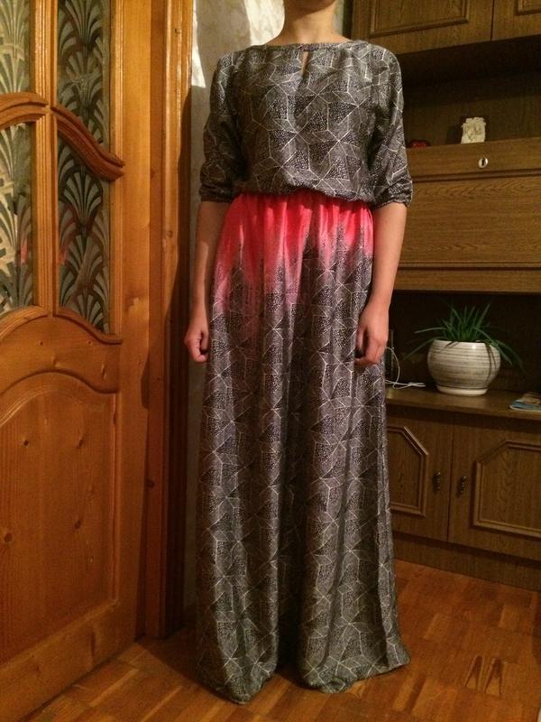 aa5574ee2ed8995 Красивое атласное платье в пол Piena, цена - 700 грн, #8511932 ...