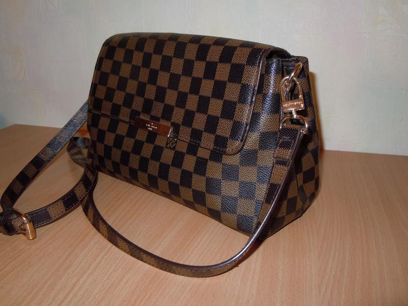 7ae0106486e1 Сумка louis vuitton через плечо. сумка луи витон., цена - 350 грн ...