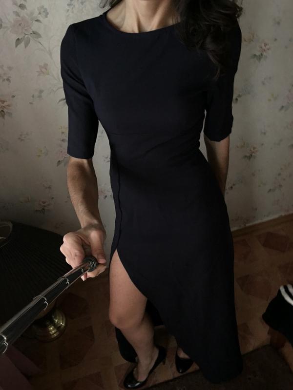 7b2edc149d0 Вечернее платье с вырезом1 ...