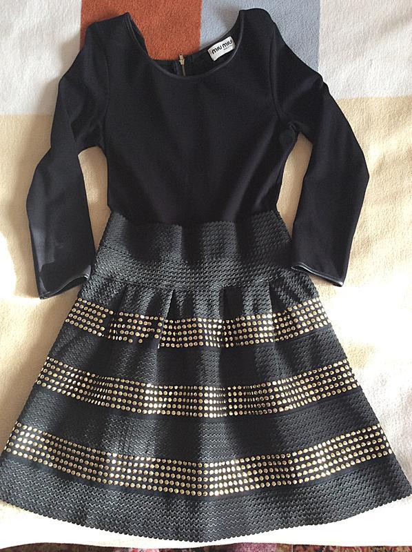 Купить платье miu