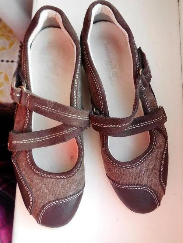 purchase cheap 1d241 98430 Кожаные мокасины timbeland балетки туфли tamaris 36-37р-23,5см (Timberland)  за 850 грн.