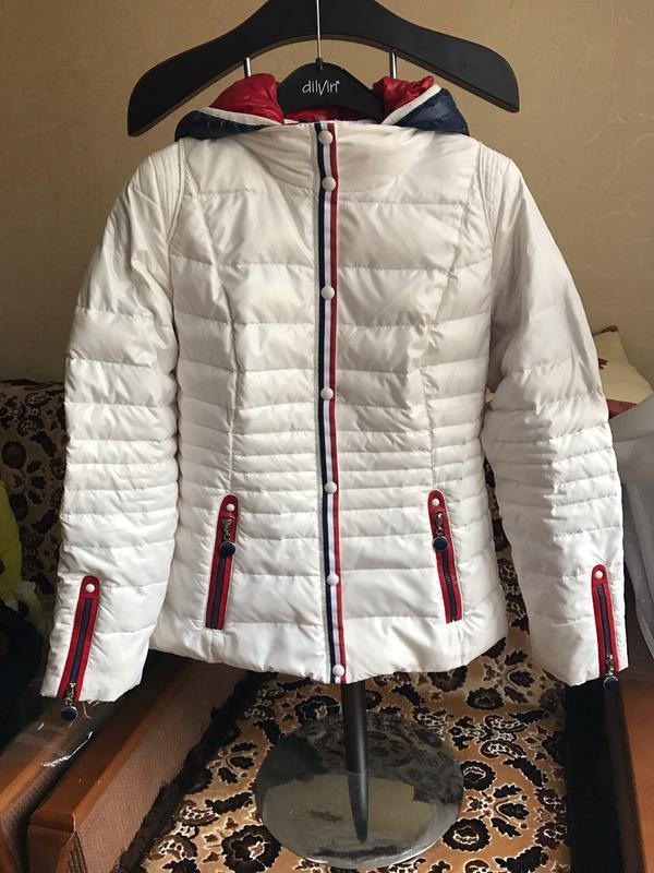 f5490ea0f19 Белая зимняя куртка м1 ...