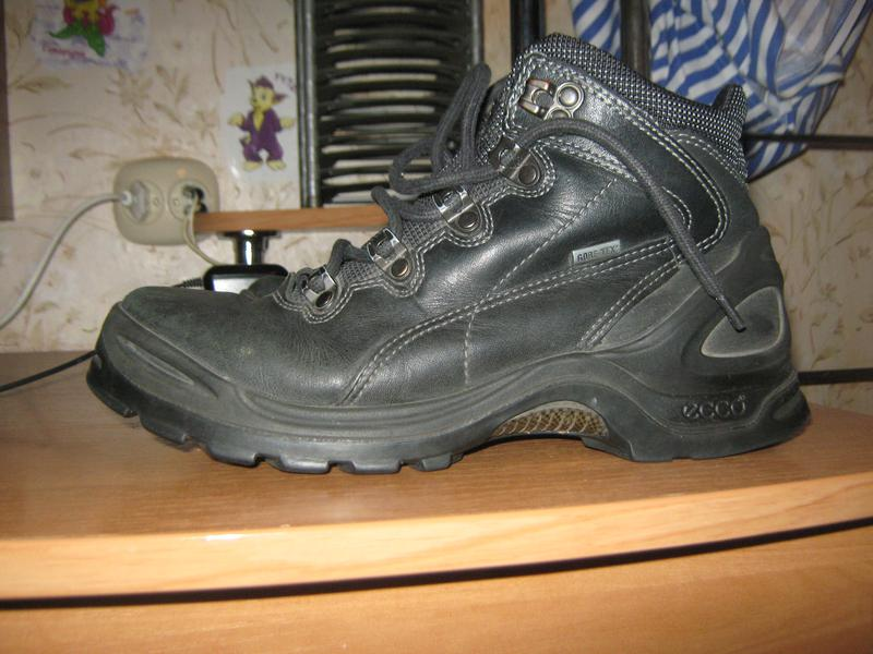 Ecco зимние ботинки 39р. унисекс. оригинал. Ecco 4b32f4e84da0c