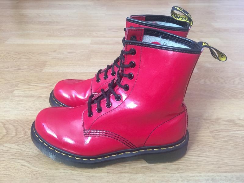 f8ffb0da34c1 Кожаные ботинки dr. martens оригинал 38 размера в отличном состоянии1 ...