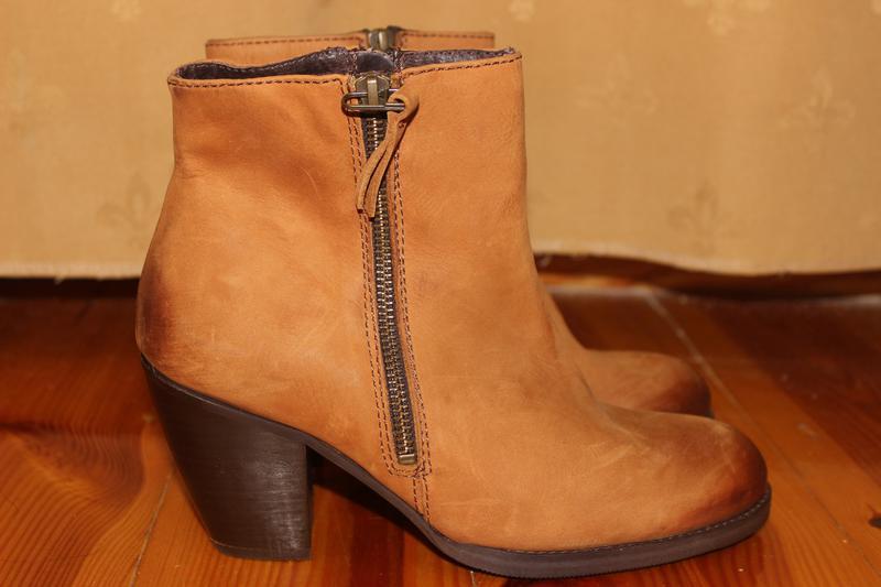 Шкіряні черевики  ca6a3f40d9ae0