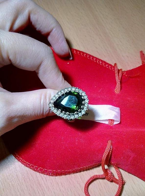 ee85c49e8f0d Красивейшее кольцо хюррем, цена - 50 грн, #8665692, купить по ...