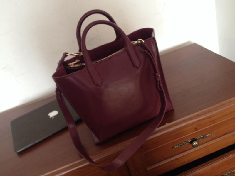 bf97bb0212f8 Сумка zara , невероятной красоты, самого модного цвета марсала ZARA ...