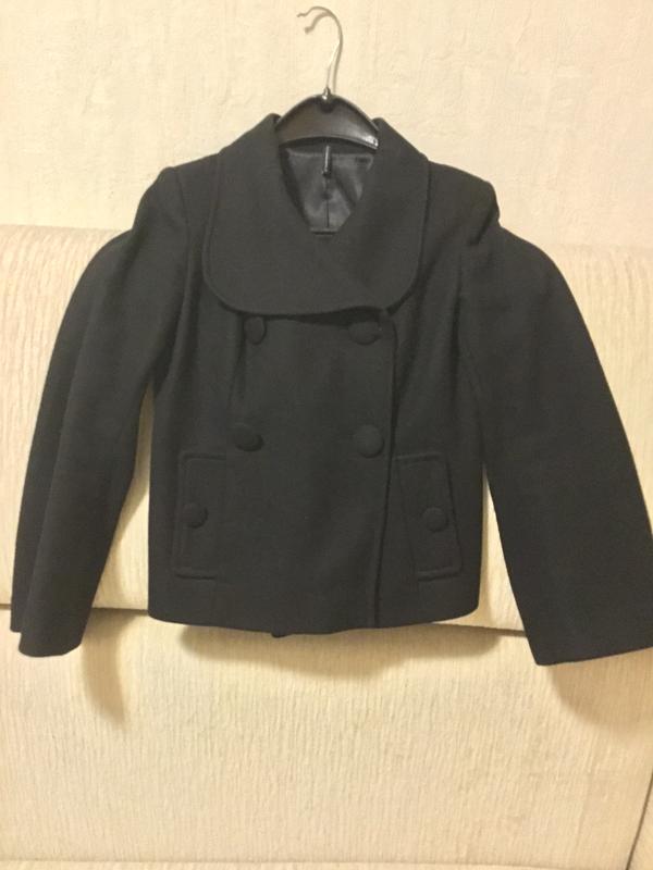 Пальто naf-naf размер 6 Naf-Naf, цена - 650 грн,  8664349, купить по ... b6924bad7a3