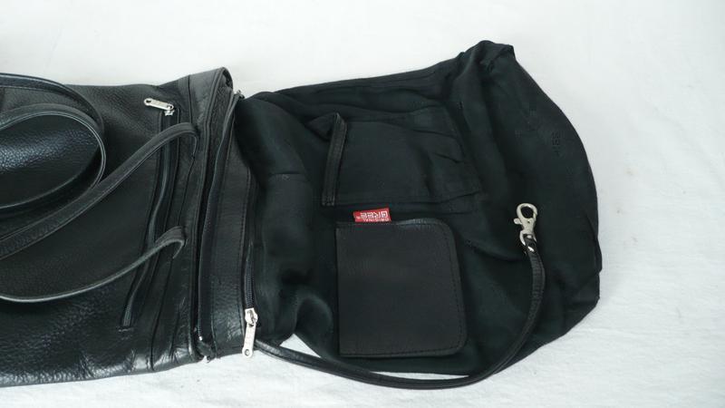 61a50979a7e2 ... Стильный фирменный рюкзак рюкзачок натуральная кожа bree оригинал.5 фото