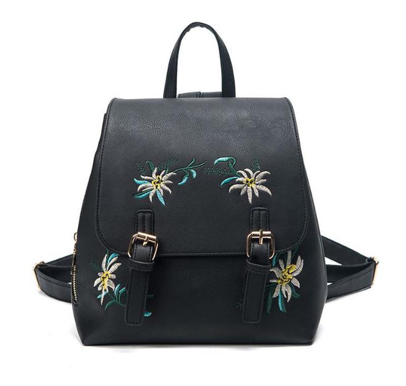 7df1f3da4ad6 Красивый стильный женский рюкзак с вышивкой, цена - 485 грн ...