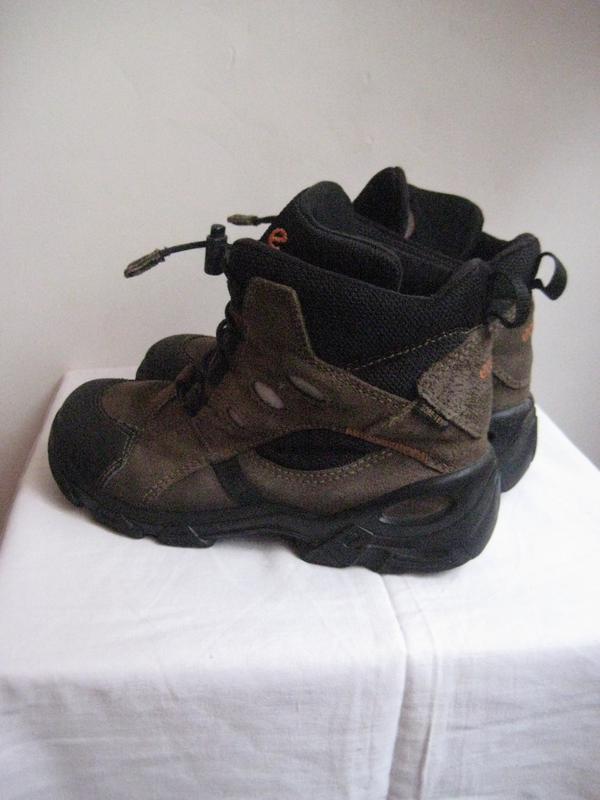 Сапоги ботинки термо зимние ecco натуральный замш Ecco 3185d5bb0c39c