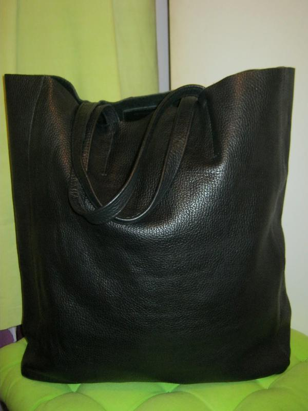 122dc7768067 Poolparty city bag нат. кожа.большая сумка шоппер., цена - 1500 грн ...