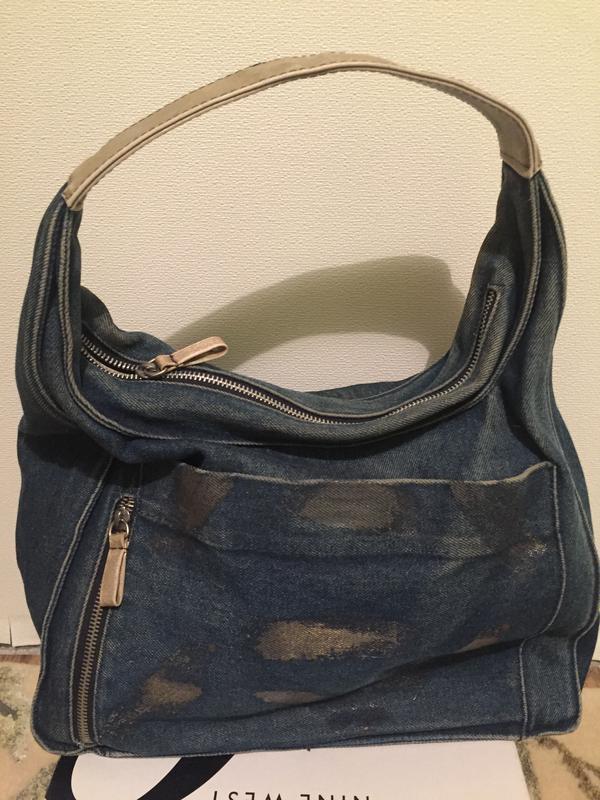 18ca57e10537 Джинсовая сумка, цена - 40 грн, #8798260, купить по доступной цене ...