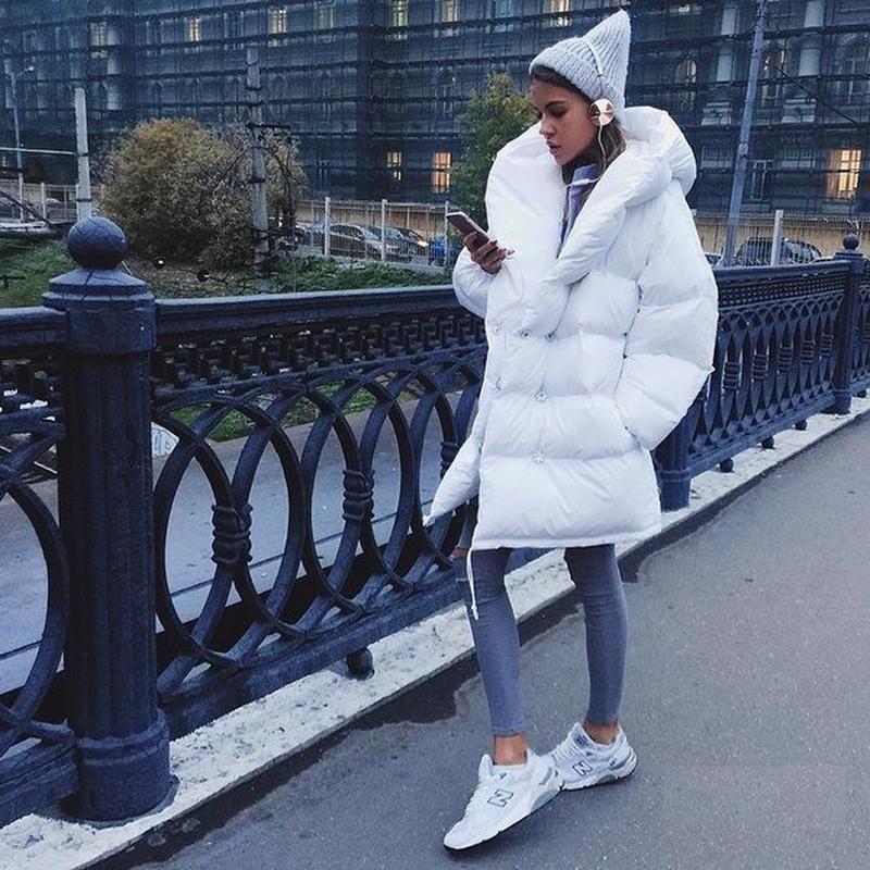 a29a2b5c220 Куртка зимняя белая новая р. м1 фото ...