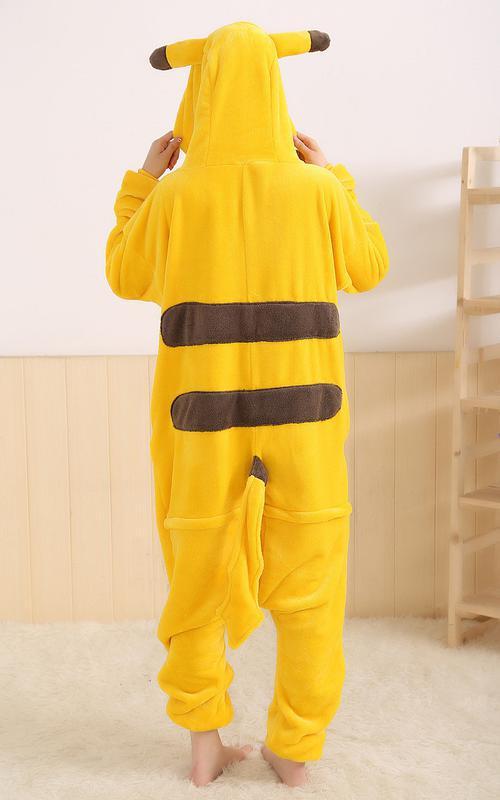 17690bebc32a Костюм пижама кигуруми пикачу 130 см, цена - 600 грн, #8915210 ...