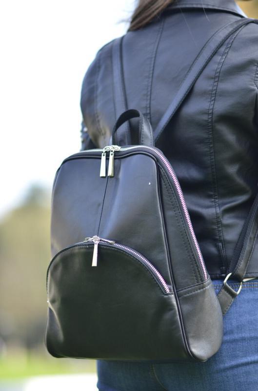 eee3346a4aea Женский кожаный рюкзак, цена - 1550 грн, #8918998, купить по ...