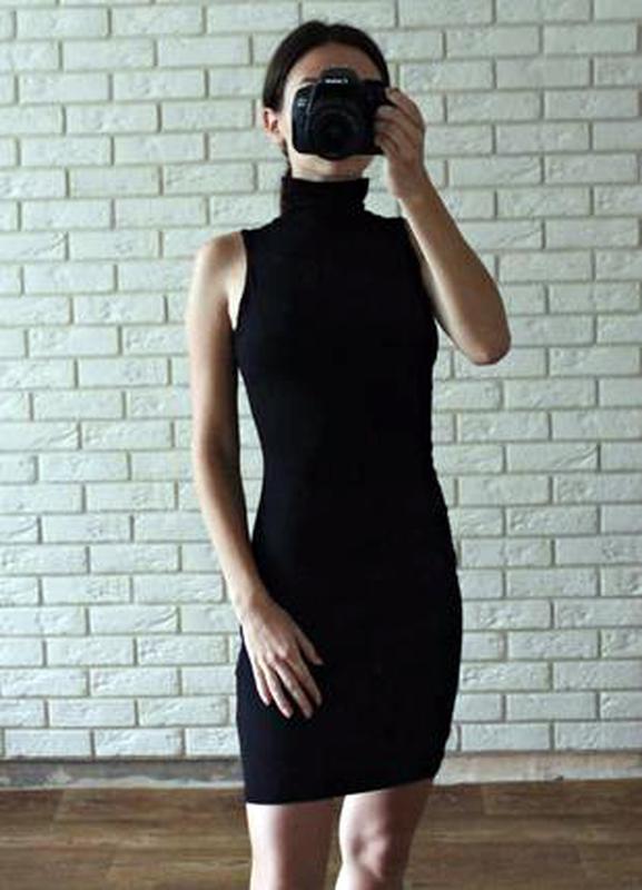 5740757afb1 Новое маленькое черное платье от boohoo. размер английский 12 ( s-m). новое