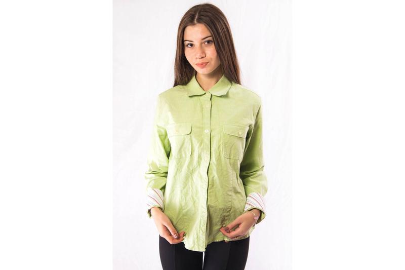 56f62dd2b2a6b96 Рубашка женская салатовая bogner (42) (l) Bogner, цена - 69 грн ...