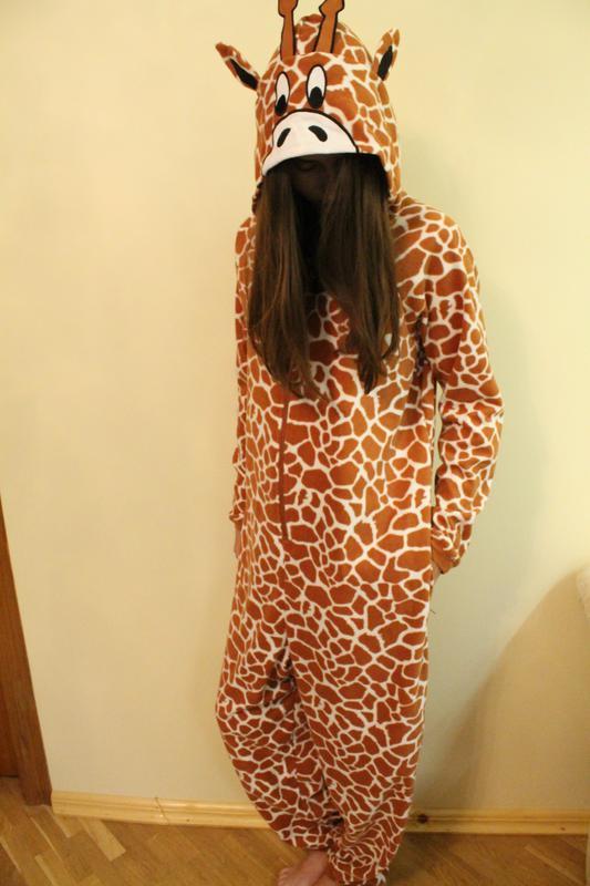 Пижама кигуруми жираф a4b6de9d17c2f