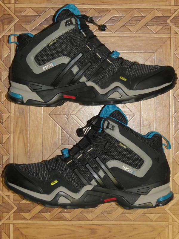 b278e4b2 Зимние ботинки adidas performance terrex fast gore-tex(оригинал)р.40 2 ...