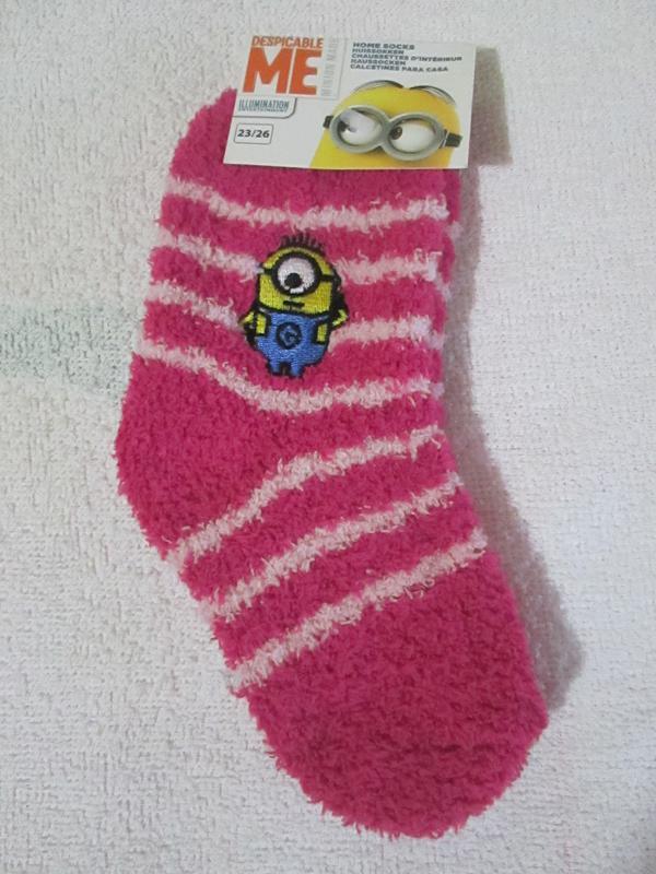 148582b457623 ... Сказочные носочки махровые травка теплые детские носки disney2 фото