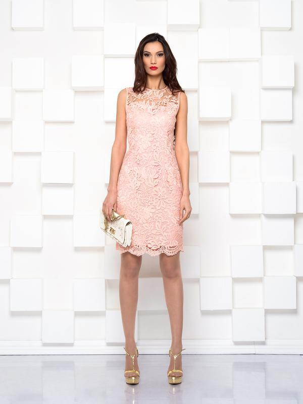 4ddcf3bf748e2b8 Гипюровое платье -футляр look 38 -40р) LOOK, цена - 199 грн ...