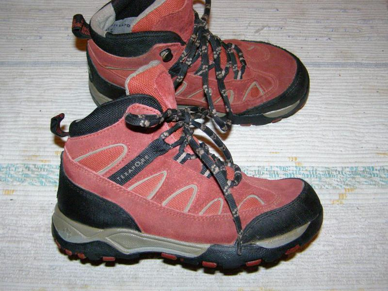 cd17eef32 Рр 32 - 20,5 см удобные детские ботинки от jack wolfskin мембранные1 фото  ...