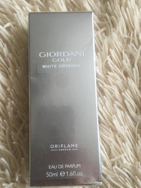 парфюмерная вода Giordani Gold White Original 50 Ml Oriflame цена