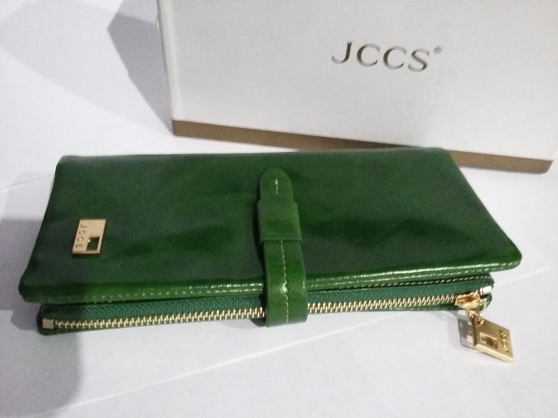 28ea70b6f4dc Женский кожаный кошелек jccs, цена - 760 грн, #9211182, купить по ...