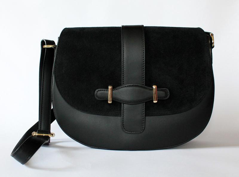 Черная итальянская кожаная сумка (натуральная кожа), италия, цена ... af46e133f20
