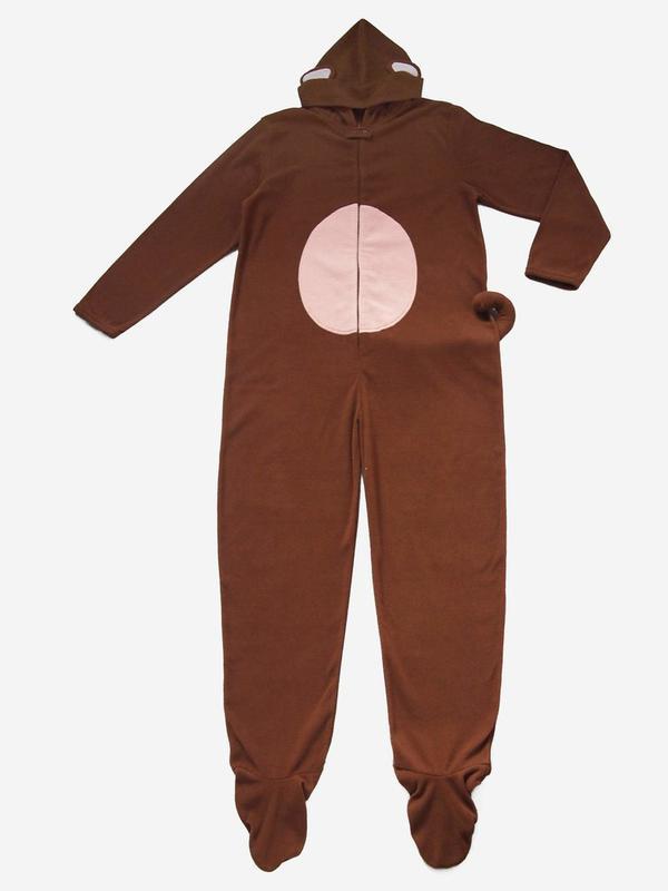 Костюм кигуруми обезьяна primark essentials onesie рост 180см l пижама  кігурумі1 ... f8cc4519bce95