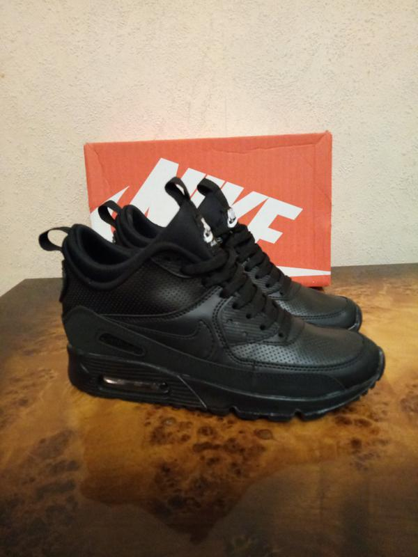 3b38e133 Кроссовки зимние nike air max 90 winter ( найк аир макс) Nike, цена ...