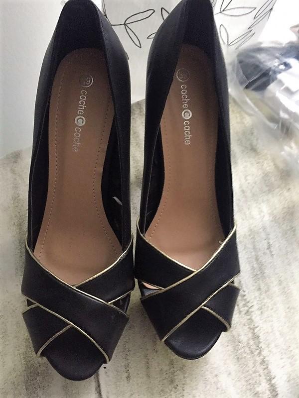 Женские туфли на каблуке b237dd2c0266a