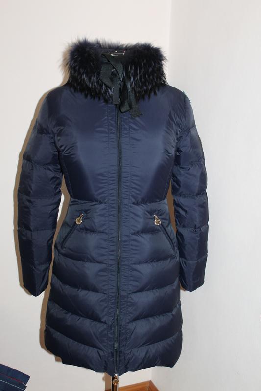 Пальто-пуховик elisabetta franchi Celyn B (Elisabetta Franchi) 4dddeef8ea67c