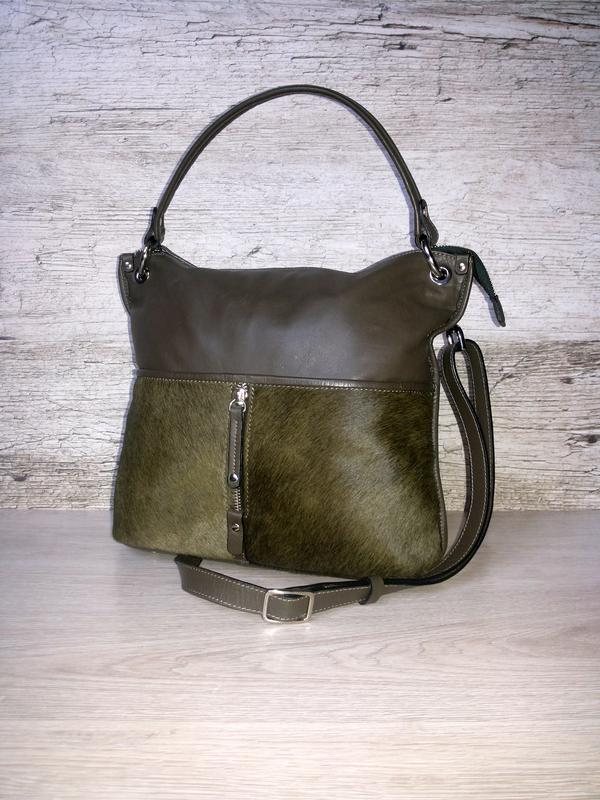 83ad9bad3d92 Трендовая кожаная сумка премиум бренда