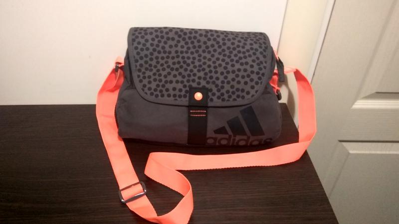7c6be3ad99ec Спортивная женская сумка через плечо adidas оригинал новая яркая1 фото ...