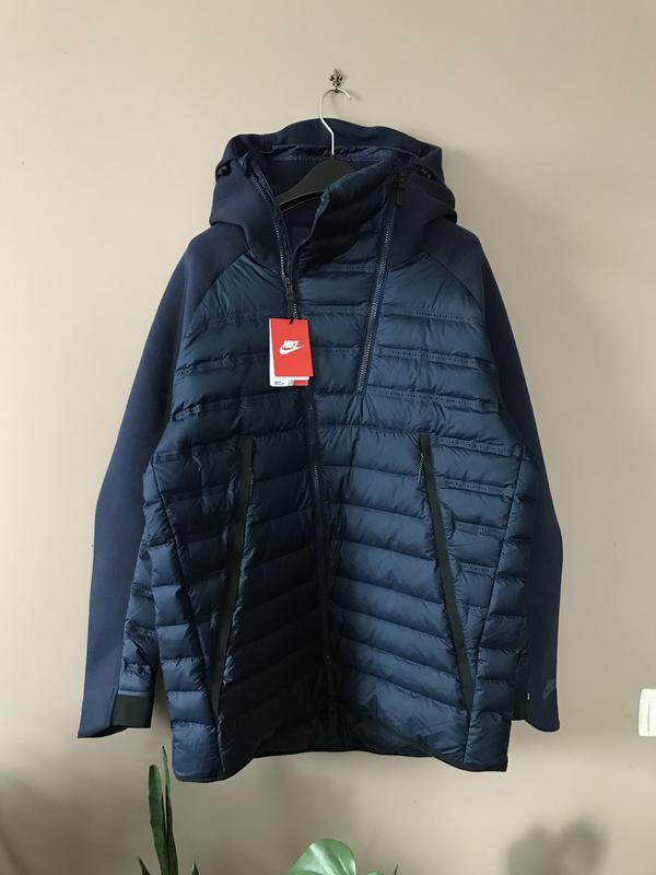 b14a1af0 Куртка nike tech fleece aeroloft down пух оригинал Nike, цена - 4750 ...